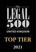 legal 500 top tier firm